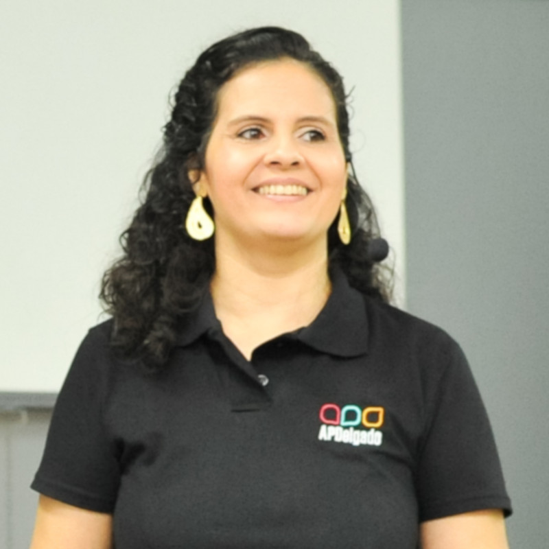 Terapeuta Ana Paula Delgado